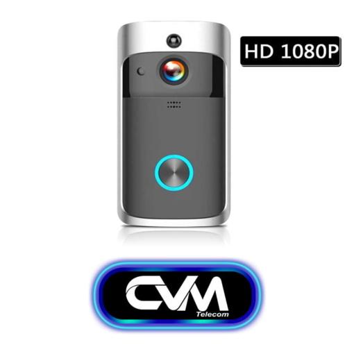 Chuông cửa không dây Wifi Smart Ring Video Doorbell
