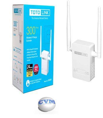 Bộ kích sóng wifi Totolink-Ex200