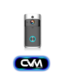 chuong cua thong minh khong day wifi smart doorbell
