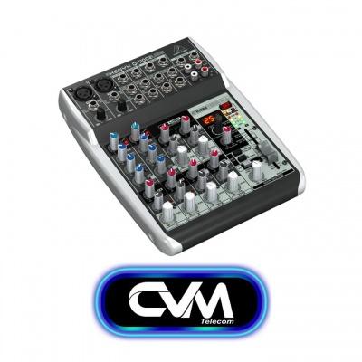 Bộ trộn âm thanh BEHRINGER QX1002USB 10 kênh