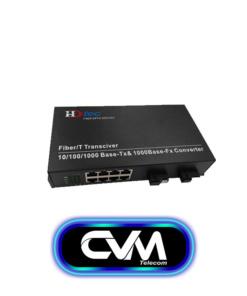 Converter quang 2 soi 8 port HDTec