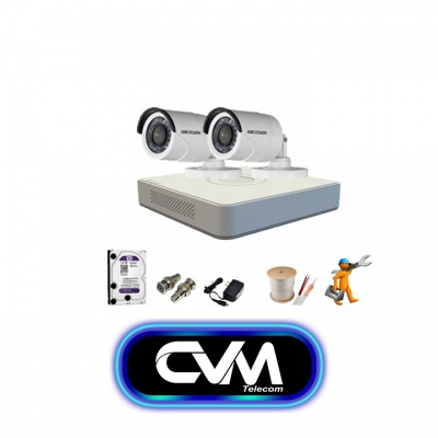 Bộ 2 Camera Hivision