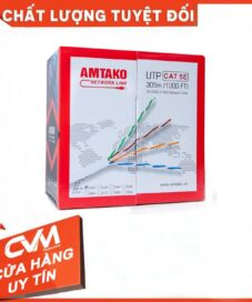 Cáp mạng AMTAKO Cat5e 5444