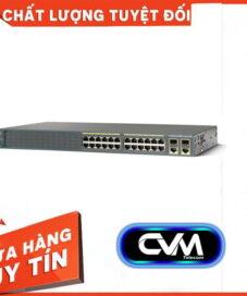 Switch CISCO WS-C2960-24TC-S