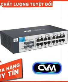 Thiết bị mạng HP 1410-16 Switch J9662A