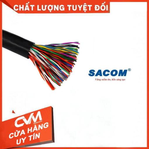 cáp điện thoại Sacom 300 đôi