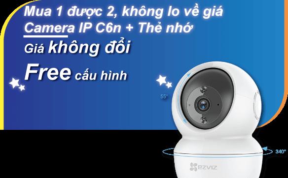 Camera IP C6N