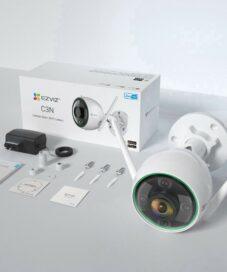 Camera IP WiFI EZVIZ C3N