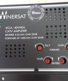 Khuếch đại truyền hình WINERSAT WCA 40VNRA